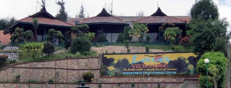 Lava View Lodge