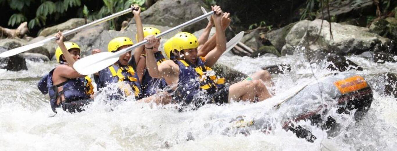 Bali Rafting Package Tour